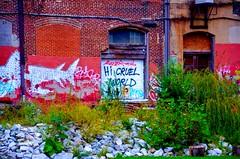 Urban Artwork - Chattanooga