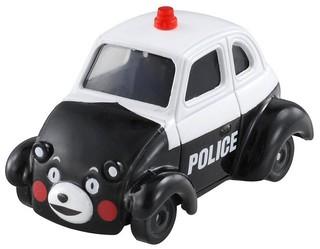 Dream Tomic 熊本熊 警車
