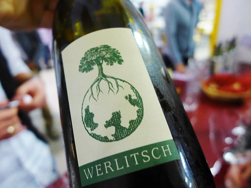 Werlitsch Orange wine