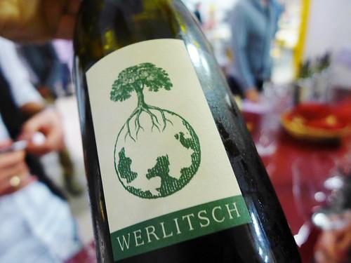 Werlitsch Orange wine