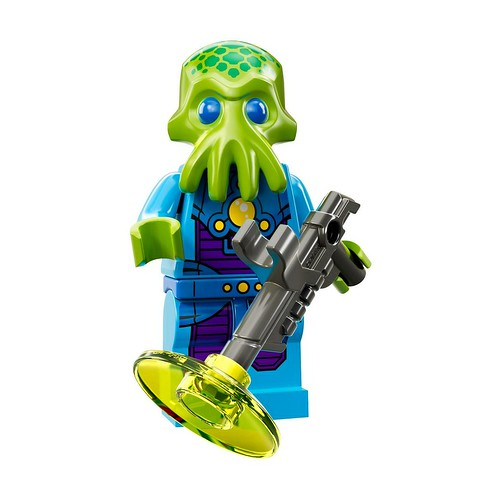 71008 Collectable Minifigures Series 13 Alien Trooper