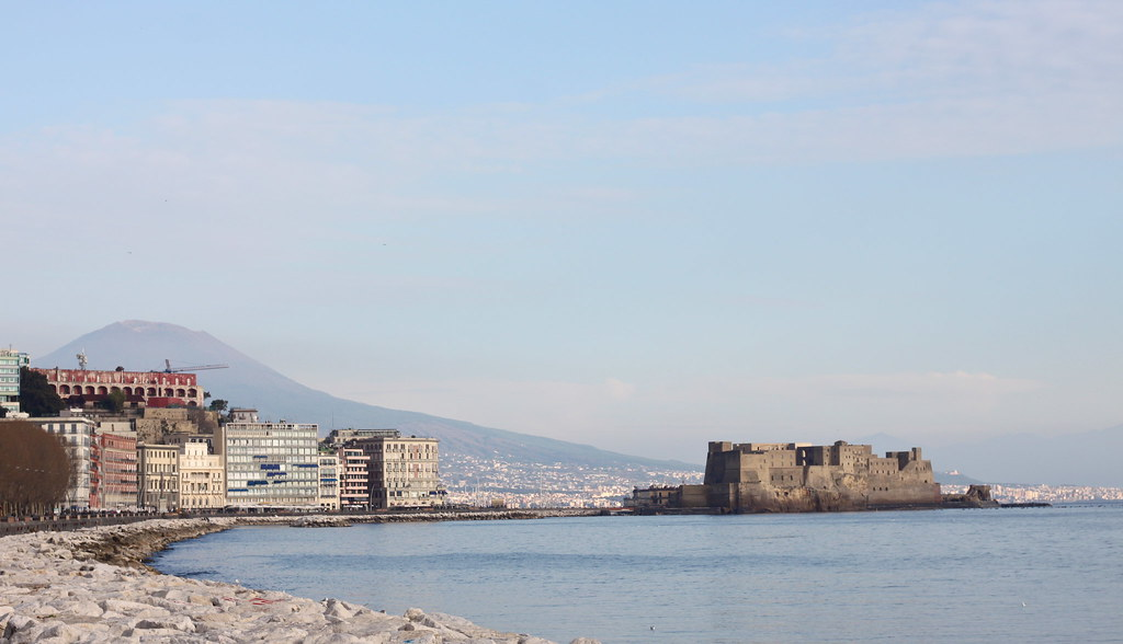 Naples Travel Diary Italy Ocean