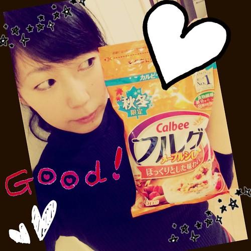 20141107MJ&fruit granola