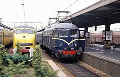 * Niederlande  Baureihe 10  New Scan