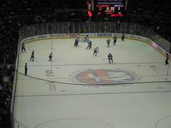 New York Islanders vs. New Jersey Devils - November 29, 2014
