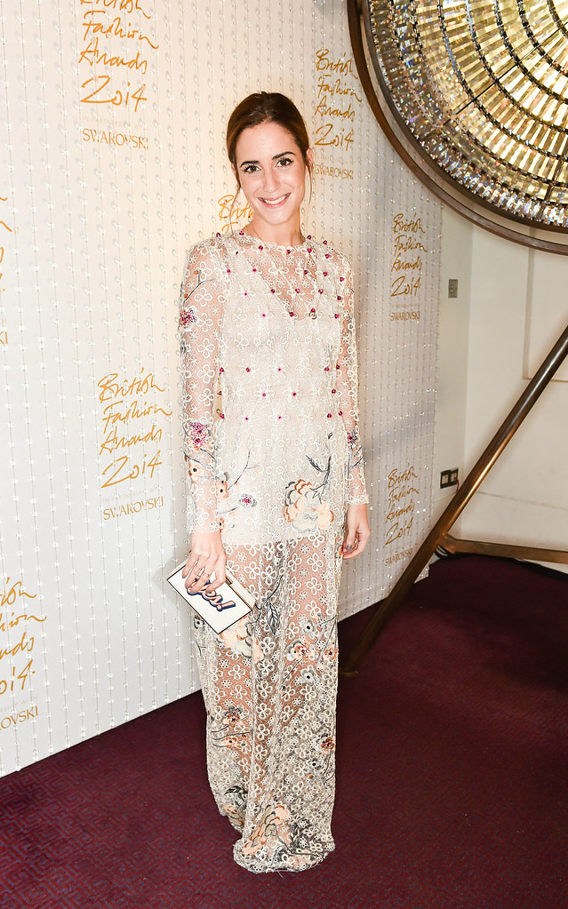 British Fashion Awards 2014 #Swarovski