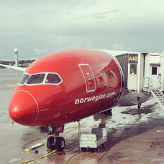 #Norwegian #Dream #Dreamliner #787Dream #boeing #787 | Me I love art I love originality I love machine I love planes. The Dreamliner is revolutionary it's the first of its kind. That's one thing Airbus can't take away from #Boeing