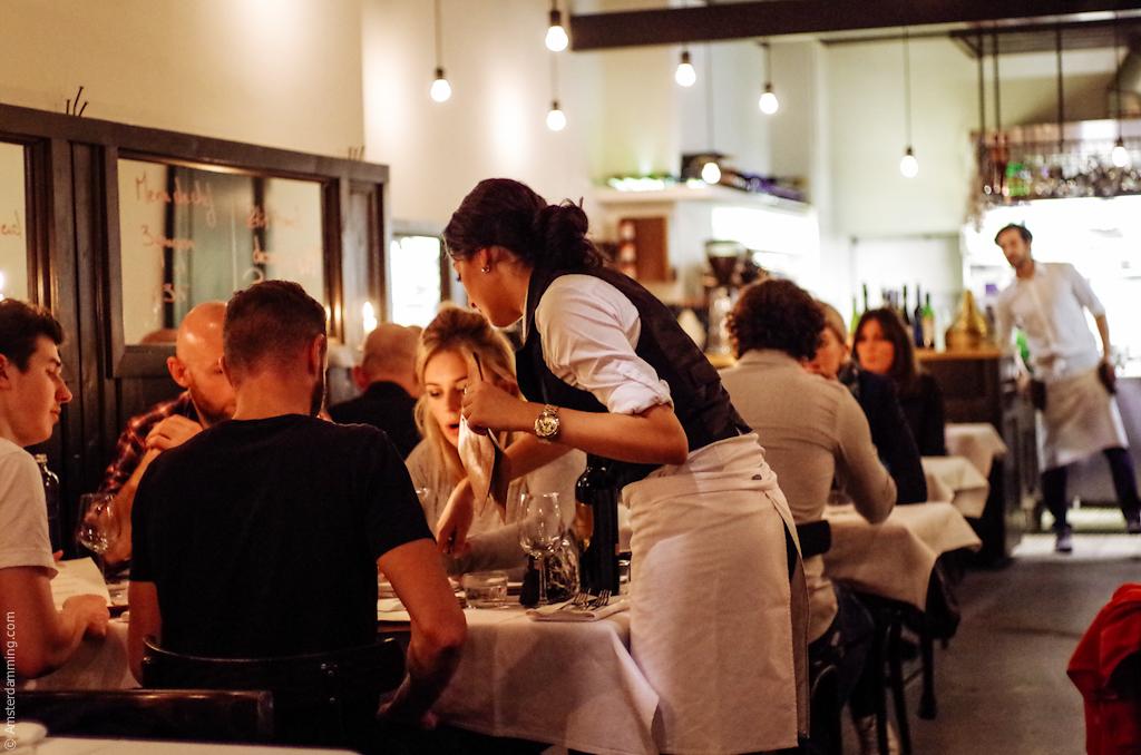 Amsterdam, Mamouche Restaurant
