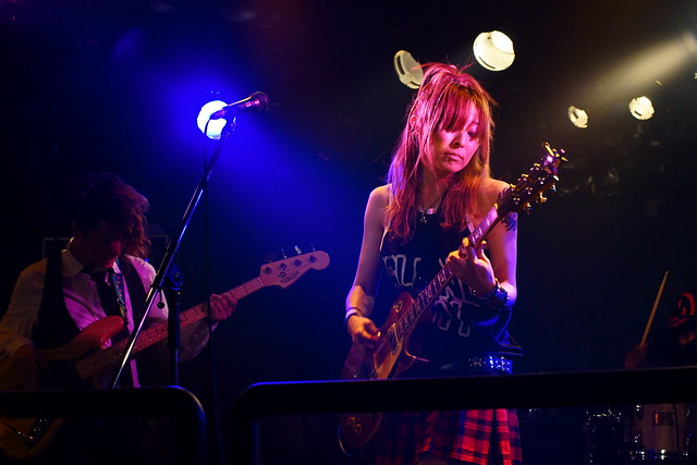 Juz live at Outbreak, Tokyo, 09 Dec 2014. 086