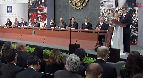 Peña Nieto anuncia multimillonaria inversión para SLP
