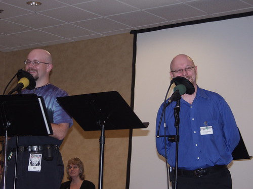 David Benedict and Jonathan Strickland
