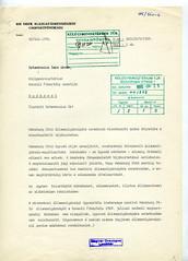125. A Belügyminisztérium Igazgatásrendészeti csoportfőnökének levele a Külügyminisztérium Konzuli főosztályvezetőjének Budapest, 1990. április 13.File0739