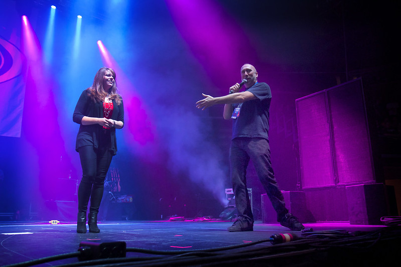 Bailey & Nick Cage NSSN 2014