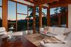 Dusk Living Room