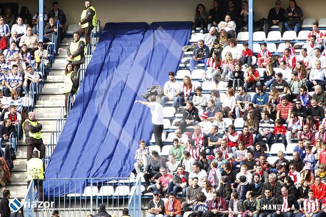 Jornada 13ª. Atlético de Madrid - R.C.Deportivo