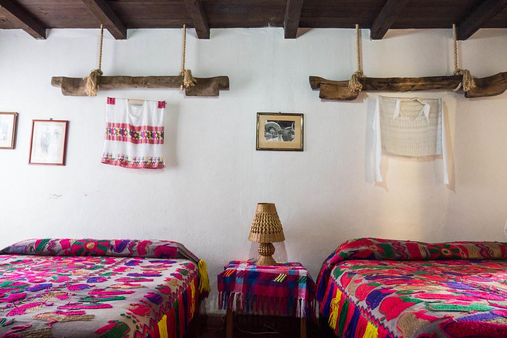 Casa Na Bolom, San Cristobal de las Casas - San Bartolome Room-3.jpg