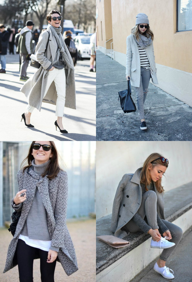greyscale outfits