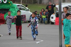 Trunk Or Treat At Gerald Smith Elementary School 2014