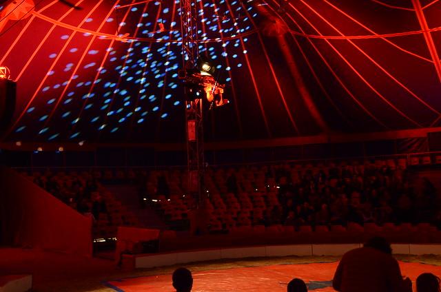 Weihnachtszirkus Ravensburg