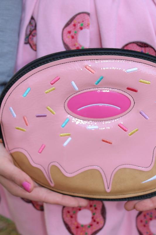 donut purse