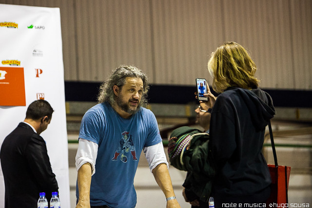 Joe Reitman - Comic Con Portugal '14
