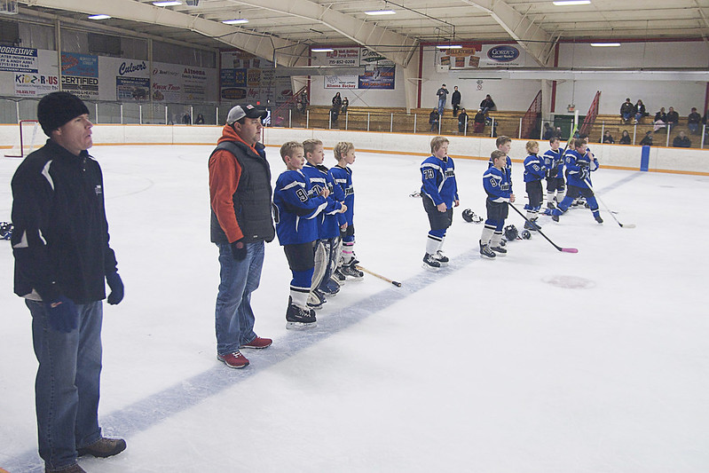 day 3816:  scenes from the altoona squirt hockey tournament. III.