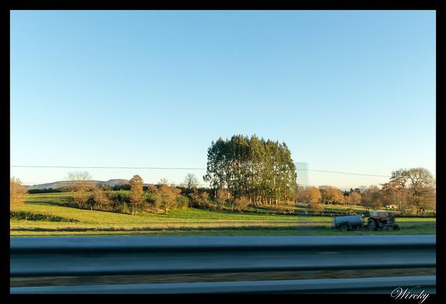 Día 1: Viaje de Madrid a Silleda. Entrando en Galicia