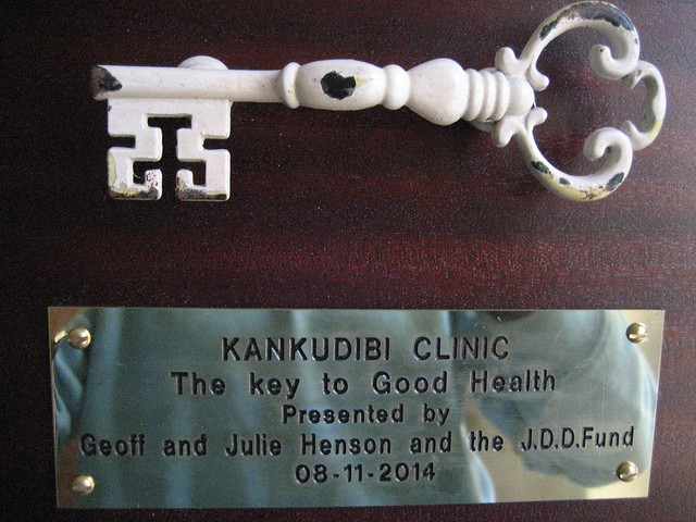 The Key to Good Health
