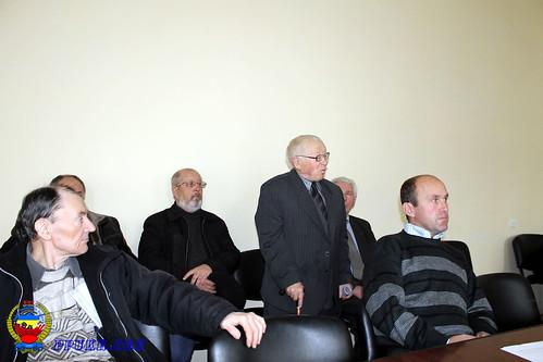 Конференция Волынской областной организации Партии Пенсионеров Украины - Луцк 16.12.2014 г (21)