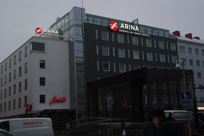 Arina Hotelli Oulu