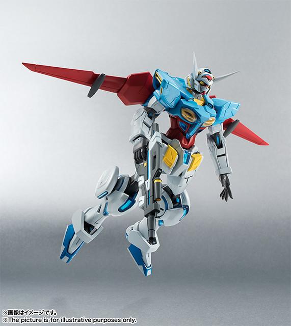 ROBOT魂 Gundam G-SELF (大氣層用PACK裝備型)