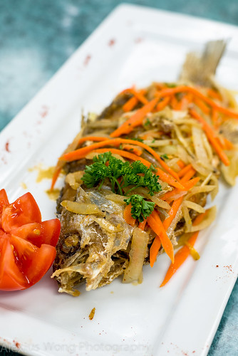 Escovitch Red Snapper