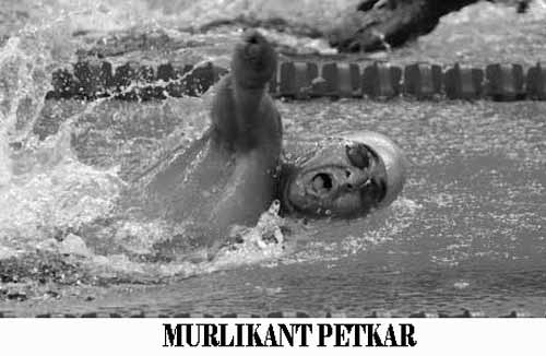 Murlikant Petkar Indian Sports