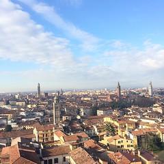 Verona dalla Casa dei Buoni Fanciulli