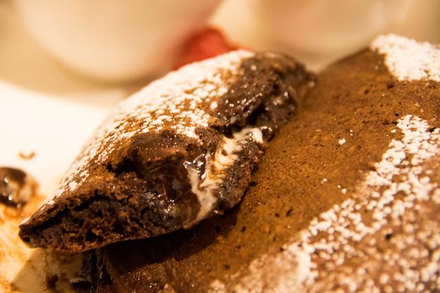 チョコレート エクスプロージョン@Sarabeth's