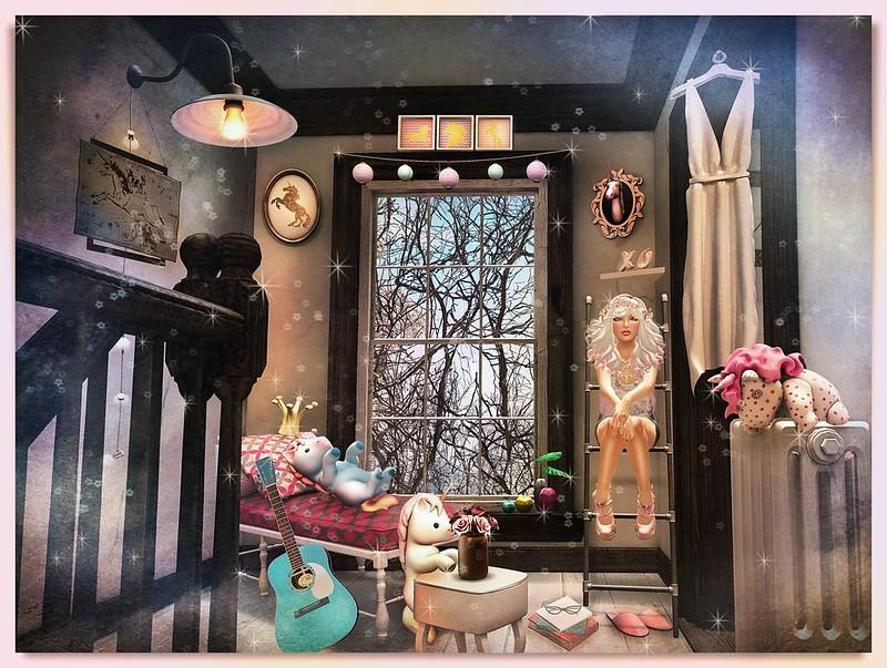 Unicorn's Playroom.