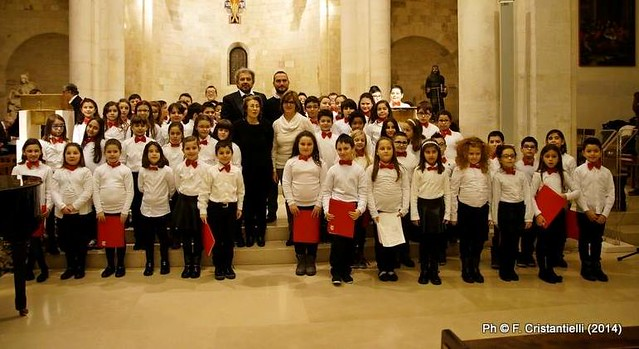 scuola marconi casamassima concerto natale 2014