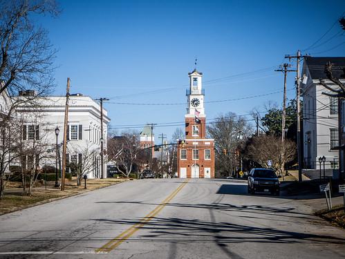 Winnsboro Clock Tower-001