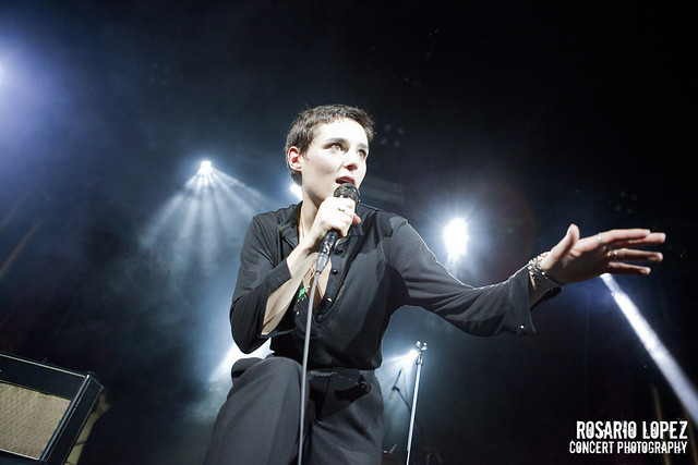 Savages, February 2014, Barcelona