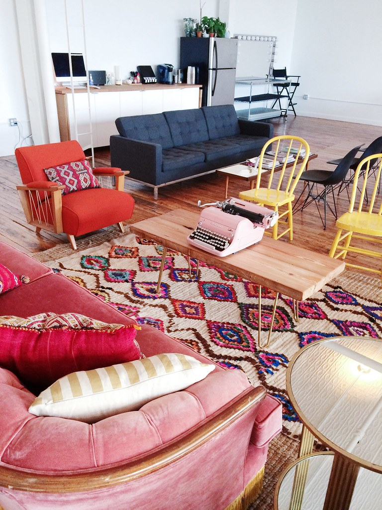 Moroccan rugs and where to buy them via THE CITY AND US