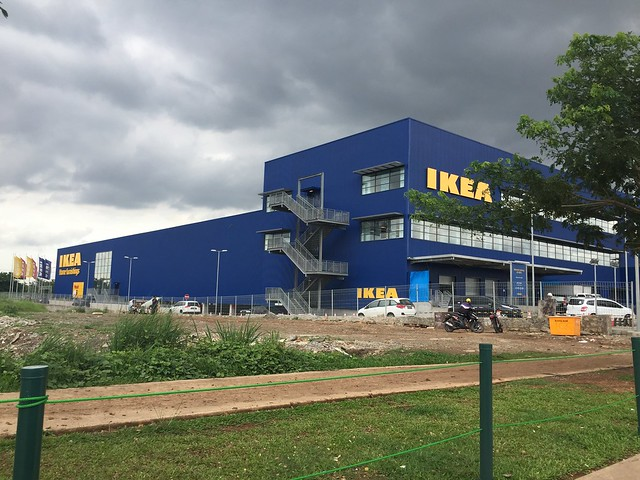 journey to IKEA - 12