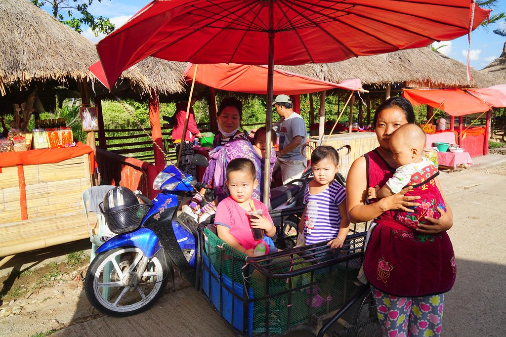 Shandichun Chinese Village - Pai, thailand-002