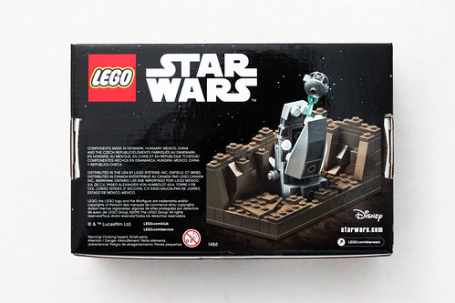 LEGO Star Wars Escape the Space Slug