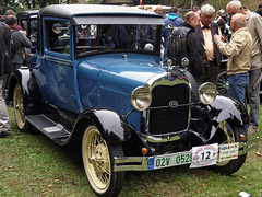 Ford A Sport Coupe 1929