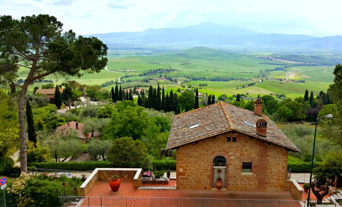 Pienza_Tuscany, Itay (011)