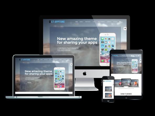 LT Apptune v1.0 – Responsive Mobile Apps Joomla template