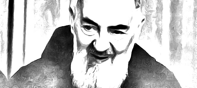 Padre Pio Sketch