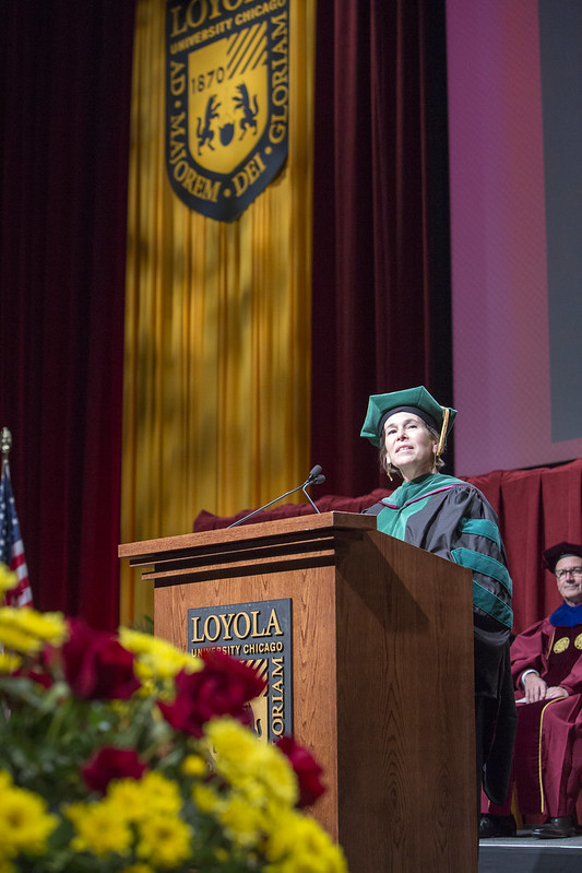 2016 Stritch School of Medicine Commencement Ceremony