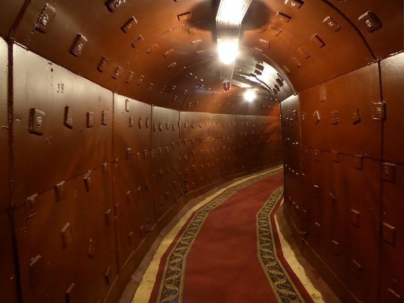 Bunker 42 - Passageway