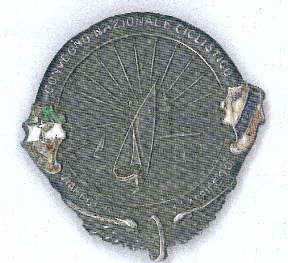 Convegno nazionale ciclistico a Viareggio 1907